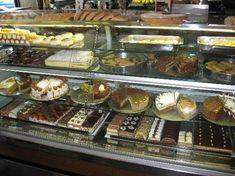 Sarajevo, Bosnia and Herzegovina: cakes