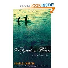 Wonderful book by Charles Martin