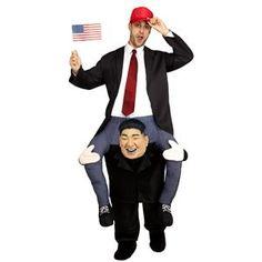 Kim Jong Un Costume Ride On Adult Funny Political Halloween Fancy Dress Easy Costumes, Super Hero Costumes, Adult Costumes, Halloween Costumes, Trendy Halloween, Halloween Fancy Dress, Career Costumes, Movie Character Costumes, Morris Costumes