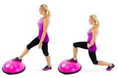 17+Lunges+To+Tighten+Your+Tush+&+Thighs