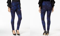 54e1fb8302445 Thalia Sodi Printed Leggings, Created for Macy's & Reviews - Pants & Capris  - Women - Macy's