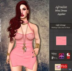 Afrodite Mini Dress Group Gift by No Cabide