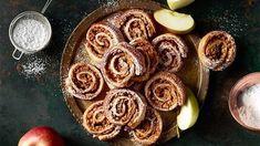 Wegańskie cinnamon rollsy z dyni  - poznaj najlepszy przepis. ⭐ Sprawdź składniki i instrukcje na KuchniaLidla.pl!
