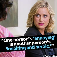 Leslie Knope is my idol Parks N Rec, Parks And Recreation, Leslie Knope Quotes, Mantra, Verbatim, Amy Poehler, Oui Oui, Best Shows Ever, Role Models