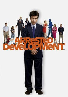 Arrested Development (2003) This Emmy-winning sitcom follows the Bluths, a wealthy California clan gone to the dogs after patriarch George Sr. gets busted for fraud. Now, long-suffering son Michael keeps the family business afloat as he spars with his dysfunctional relatives.