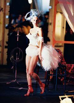 Kate Moss at John Galliano