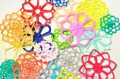 Kirigami Flowers