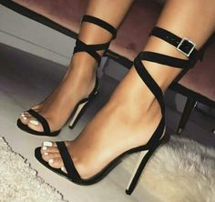 Summer Pumps Stilettos Gladiator Party Shoes High Heel Ankle Strappy Sandals Welcome to our store! Our goal is to sell high end designer quality women's summer pumps stilettos gladiator party shoes and high heel ankle strap sandals for the best prices on Wrap Heels, Lace Up Heels, Prom Shoes, Women's Shoes, Buy Shoes, Homecoming Shoes, Shoes Heels Pumps, Hot Heels, Stiletto Shoes