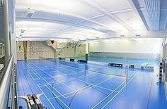 Mehrzweckhalle - Sporthalle für Trainingsweekends | Swiss Holiday Park AG Tennis, Park, Sports, Road Trip Destinations, Switzerland, Hs Sports, Real Tennis, Excercise, Parks