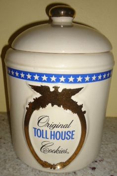 Vintage advertising Toll House cookies cookie by jazzejunqueinc, $58.00  Visit our web site at www.jazzejunque.com