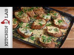 Σκορδόψωμο Επ.47 | Kitchen Lab TV | Άκης Πετρετζίκης - YouTube