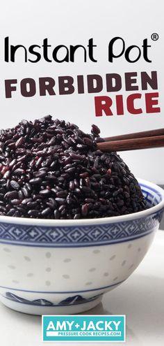 Instant Pot Black Ri