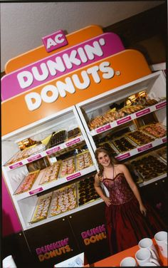 Dunkin' Donuts Bar Mitzvah, Sweet 16 & Party Fun Foods by Interactive Entertainment Group - mazelmoments.com