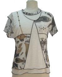 T-Shirt LAGUNE manche courte Griffon