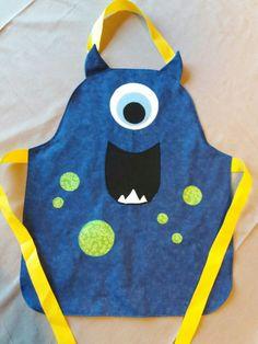 Monster apron