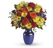 Fly Away Birthday Bouquet by @1stinflowers.com #birthday #flowers