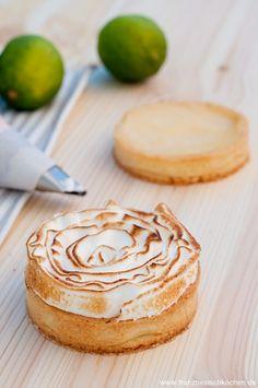 Französische Küche: Tartelettes au citron