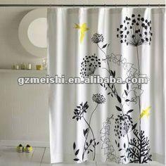 rideau de douche en pvc étanche avec crochet-Rideau de douche-Id du produit:740132199-french.alibaba.com