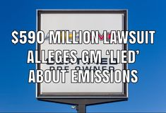 """A $590 million lawsuit filed against GM by PSA Peugeot-Citroen alleges the American automaker """"lied"""" about emissions on its Opel and Vauxhall brands before they were sold in 2017."""