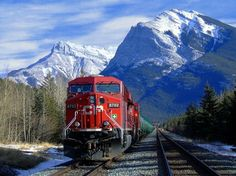 The Most Beautiful Pictures Of Canadian Pacific Railway