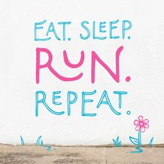 Who said the perfect routine didn't exist? Here's to good habits and positive vibes!  Brooks Running | Runspiration Good Habits, Positive Vibes, Fitness Inspiration, Routine, Positivity, How To Get, Neon Signs, Running, Sayings