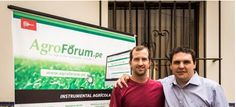 PERU . MARKETING AGROPECUARIO EN LA ERA DIGITAL Es el momento de hacer el cambio, fue la reflexión del conjunto del sector empresarial agroindustrial y de agronegocios de Perú tras la jornada sobre marketing agropecuario y redes sociales llevada adelante el día viernes 10 de abril por Ing. Agr. Mariano Larrazabal Manager de Bialar y Bruno Cilloniz CEO de Agroforum.pe.