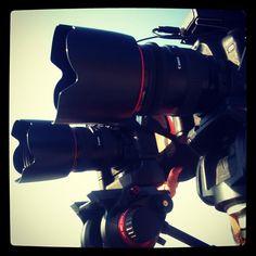 3D filming :p