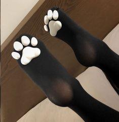 Pawpads Kitty Stockings 3
