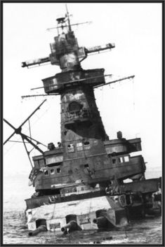 The Admiral Graf Spee was the pride of the German Navy during the Second World War. Navy Admiral, Historia Universal, Heavy Cruiser, Abandoned Ships, Naval History, Armada, Navy Ships, Panzer, Royal Navy