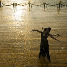 Life is not about waiting for the STORM to pass... It´s about learning how to DANCE in the Rain