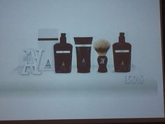 #new shaving line  #icon #next at Le Coiffeur