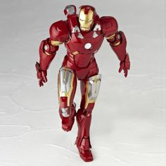 Ingenious 12 Avengers Infinity War Iron Man Tony Stark Cosplay Helmet With Led Light Mask Pvc Figure Collectible Model Toy Box 30cm B554 Action & Toy Figures