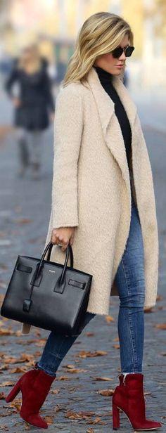 Max Mara Coat / Fashion By Style Influencer