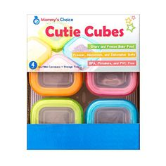 Mommy's Choice Cutie Cubes: Baby Food Storage Container w... https://www.amazon.com/dp/B01BQR6K1I/ref=cm_sw_r_pi_dp_x_M2nQxbMB9FVNE
