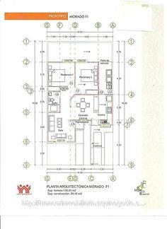 Planos De Vivienda Multifamiliar Arquitectura