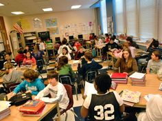See how Ross Cooper, Supervisor of Instructional Practice K-12 in Salisbury Township School District, implemented (Almost) Paperless Literature Circles in his classroom with Schoology: http://t.sch.gy/VUVYd via Edutopia. Learn more about Schoology: http://t.sch.gy/TAv8K