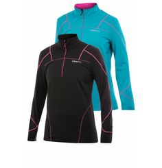 **SALE** In the depths of winter, it demands high-tech solutions to keep you warm. The functional thermal stretch sweater retains not only the heat, but it transports moisture to the outside. The elastic fabric moves with your body so that you can focus on your sport. All-day comfort guarantee. offer: 2 item for only € 129, -! Craft is home to the highly functional underwear that meet the requirements of the athletes adapted optimally. Be active. Stay cool. Ski Fashion, Athletes, Skiing, Underwear, Meet, Warm, Sport, Cool Stuff, Craft