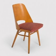 Located using retrostart.com > Dinner Chair by Unknown Designer for UP Rousínov