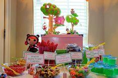 Lalaloopsy Birthday Party! | CatchMyParty.com