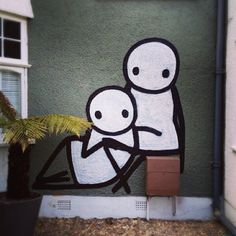 Work by #Stik • photo by @ellies_hoes • London , UK