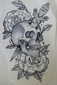 Skulls and Demons