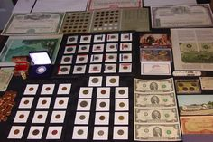 """#New post #FANTASTIC #2 !!!  ~ US COIN COLLECTION ~ GOLD ~ SILVER ~MINT ~ LOT ~ ESTATE SALE  http://i.ebayimg.com/images/g/mzUAAOSwfVpYnmQE/s-l1600.jpg      Item specifics   Seller Notes: """"The Winner Gets EVERYTHING pictured and in the description!!!""""       Composition:   Silver / Gold       FANTASTIC #2 !!!  ~ US COIN COLLECTION ~ GOLD ~ SILVER ~MINT ~ LOT ~ ESTATE SALE  Price : 189.99 ... https://www.shopnet.one/fantas"""
