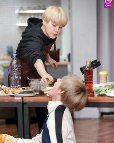 Jimin and Tae Hyung #BTS
