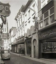 1962 - Breda Karrestraat.