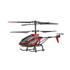 Helicoptero #Radiocontrol Ninco Nincoair Graphite Max;  El Ninco Graphite Max es un helicóptero  ultrarresistente a los impactos, ligero y con ejes de fibra de carbono. Máxima estabilidad en tus manos...  en  http://www.opirata.com/helicoptero-radiocontrol-ninco-nincoair-graphite-p-29361.html