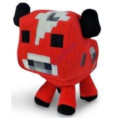Maskotka Minecraft krowa 20cm Oryginał