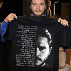 Jon Snow (Aegon Targaryen)   love love love this!!!