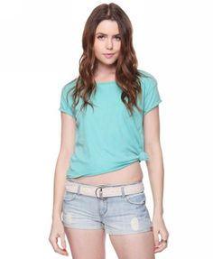 Knotted Knit Top   FOREVER21 - 2005757000