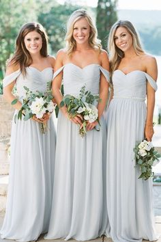 Love this color for bridesmaid dresses!