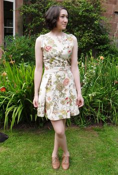 Thrifty Summer Dress (Tutorial)